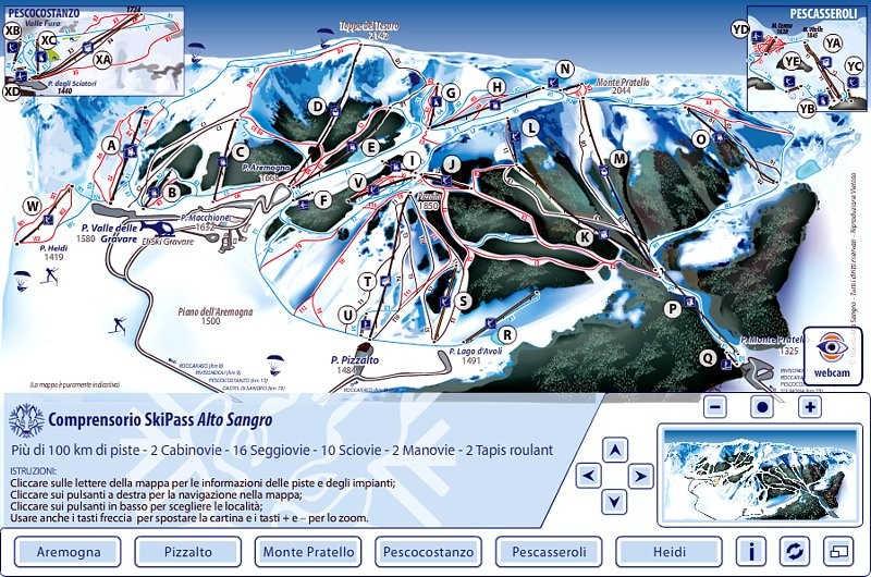 Cartina Geografica Roccaraso.Roccaraso Aq Jam Session