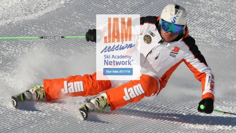 Jam Friends 2 a Les 2 Alpes dal 18 al 24 marzo
